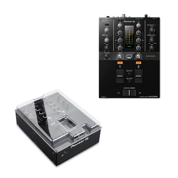 Pioneer(パイオニア) / DJM-250MK2 - DVS機能搭載 2ch DJミキサー-【専用デッキセーバープレゼント!】