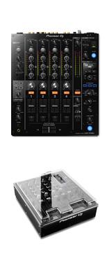 Pioneer(パイオニア)  / DJM-750MK2 - DVS機能・エフェクト搭載 4ch DJミキサー-【専用デッキセーバープレゼント!】  3大特典セット