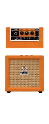 ORANGE(オレンジ) / Crush Mini - 電池駆動 3Wソリッドステート・コンボアンプ -