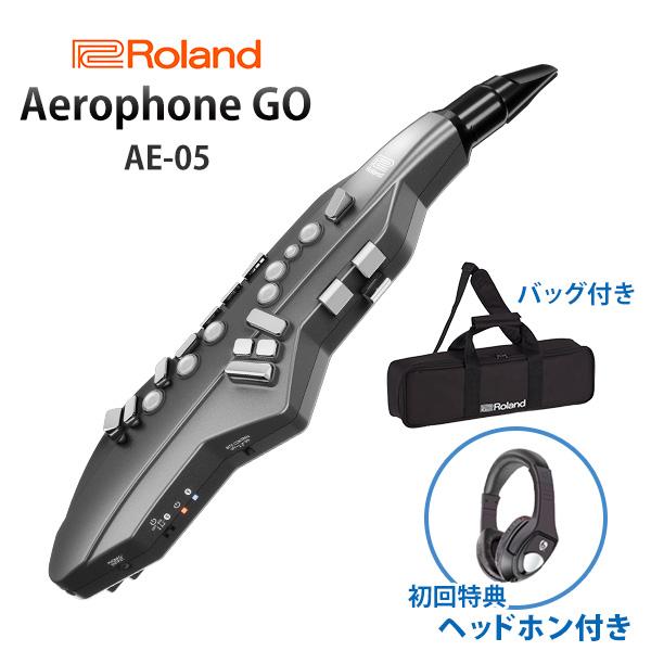 Roland(ローランド) / Aerophone GO (AE-05) - エアロフォン / ウィンド・シンセサイザ ー 【発売日:7月28日(土)】