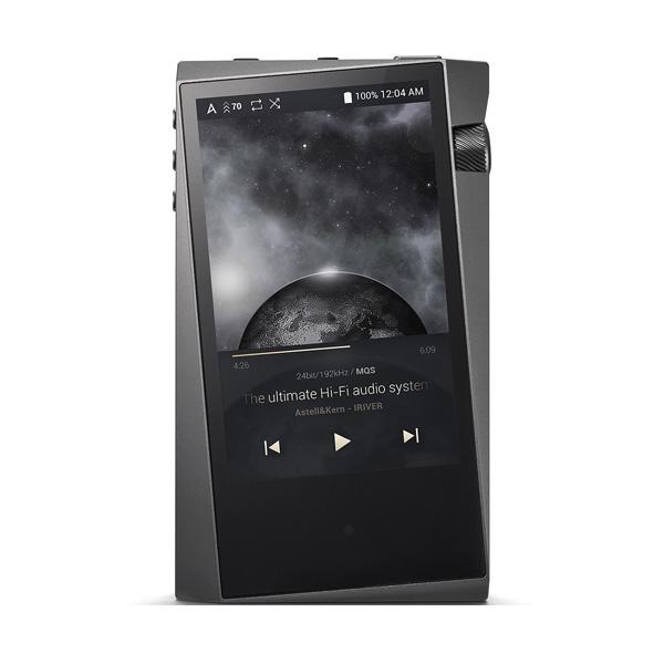 Astell&Kern(アステル&ケルン) / A&norma SR15 (Dark Gray) 64GB ハイレゾ音源対応 ポータブルオーディオプレーヤー