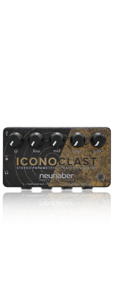 Neunaber Audio Effects(ヌーネイバーオーディオエフェクツ) / Iconoclast Speaker Emulator  - アンプシミュレーター - 《ギターエフェクター》 1大特典セット