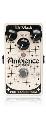 Mr.Black(ミスターブラック) / Ambience - リバーブ - 《ギターエフェクター》 1大特典セット