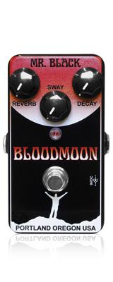 Mr.Black(ミスターブラック) / BloodMoon -リバーブ -《ギターエフェクター》 1大特典セット