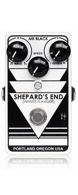 Mr.Black(ミスターブラック) / Shepard's End - フランジャー《ギターエフェクター》 1大特典セット