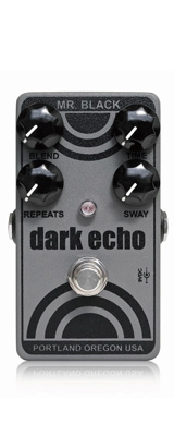Mr.Black(ミスターブラック) / Dark Echo -ディレイ・エコー - 《ギターエフェクター》 1大特典セット