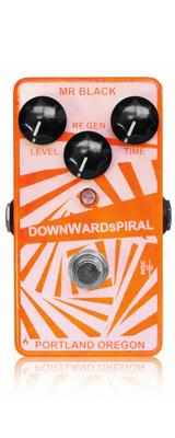 Mr.Black(ミスターブラック) / Downward Spiral - ディレイ・エコー - 《ギターエフェクター》 1大特典セット