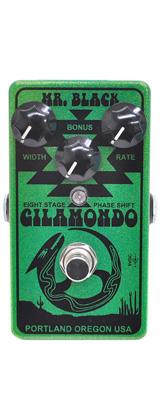 Mr.Black(ミスターブラック) /  GilaMondo - フェイザー - 《ギターエフェクター》