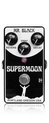 Mr.Black(ミスターブラック) / Super Moon - ディレイ・エコー- 《ギターエフェクター》 1大特典セット