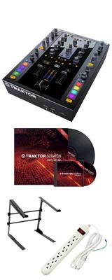 TRAKTOR Kontrol Z2 / Native Instruments(ネイティブインストゥルメンツ) 【DMC爆裂セール限定セット】  2大特典セット