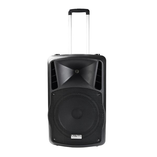 【タイムセール限定1台】DJ-Tech (ディージェーテック) / FPX-G12BTE - 充電式 簡易PAシステム -の商品レビュー評価はこちら