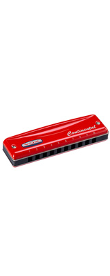 VOX(ヴォックス) / Continental Type 2 Harmonica-A (A調) [VCH-2-A]- 10穴 ハーモニカ ブルースハープ -
