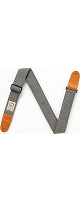 Ibanez(アイバニーズ) / DCS50-CGY (Charcoal Gray) [Designer Collection Strap]