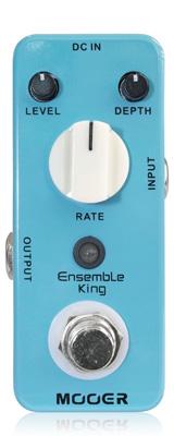 MOOER(ムーアー) / Ensemble King - コーラス - 《ギターエフェクター》 1大特典セット
