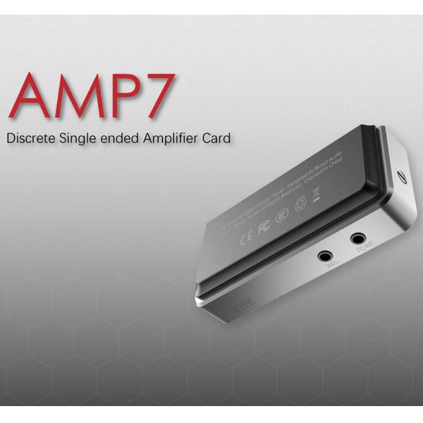 iBasso Audio(アイバッソ オーディオ) / AMP7 - DX200 / DX150 専用 アンプモジュール -