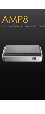 iBasso Audio(アイバッソ オーディオ) / AMP8 - DX220 / DX200 / DX150 専用 アンプモジュール -