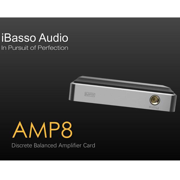 iBasso Audio(アイバッソ オーディオ) / AMP8 - DX200 / DX150 専用 アンプモジュール -