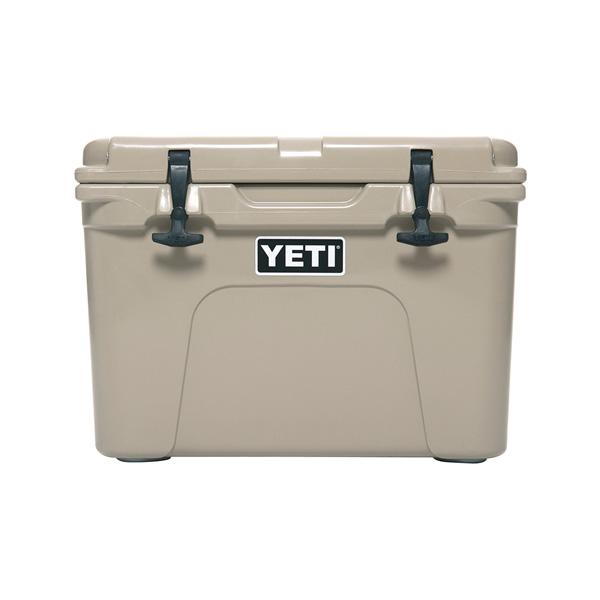 YETI COOLERS(イエティクーラーズ) / Tundra (タンドラ) 35 Cooler (Desert Tan) - クーラーボックス -