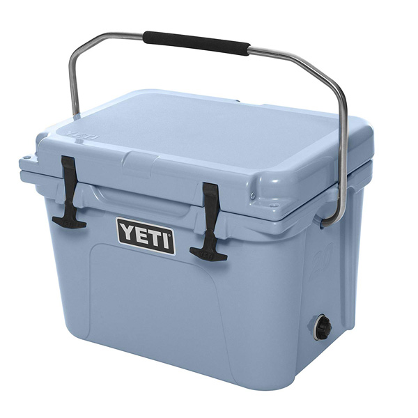 YETI COOLERS(イエティクーラーズ) / Roadie (ローディ) 20 Cooler (Ice Blue) - クーラーボックス -