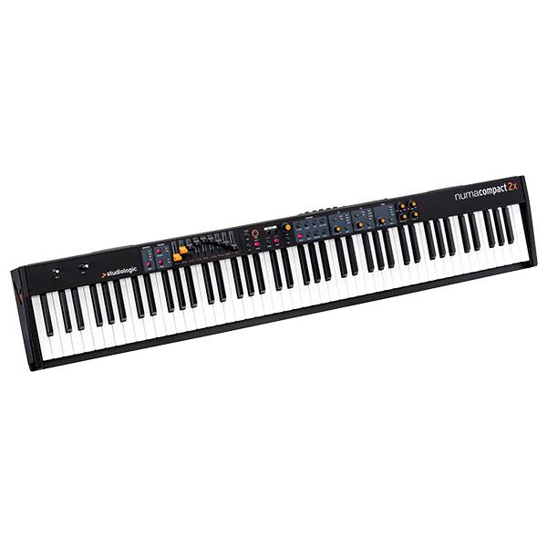 Studiologic(スタジオロジック) / Numa Compact 2x 88鍵盤 - 軽量 ステージピアノ - 【9月上旬発売予定】