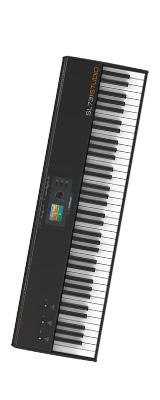 ■ご予約受付■ Studiologic(スタジオロジック) / SL73 STUDIO【フットスイッチPS100付き】 - MIDIコントローラ・キーボード -  【9月上旬発売予定】 1大特典セット