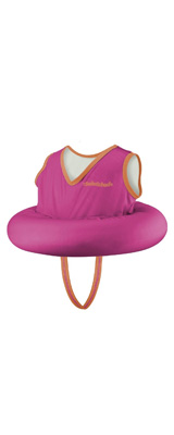 SwimSchool(スイムスクール) / Deluxe Tot Trainer(ピンク) 子供用 着衣型 浮き輪