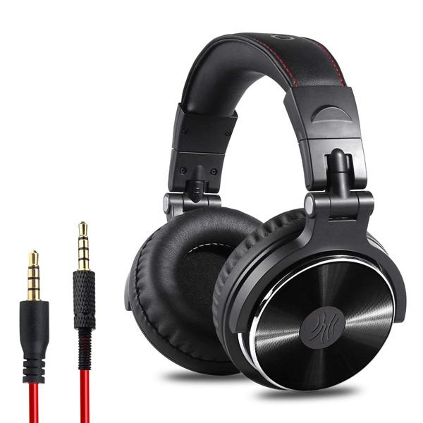 OneOdio(ワンオーディオ) / Pro-10 DJステレオモニターヘッドフォン  1大特典セット