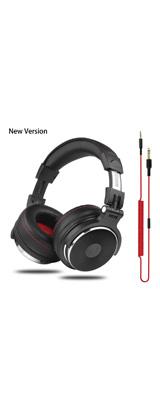 OneOdio(ワンオーディオ) / Pro-50 DJステレオモニターヘッドフォン ヘッドセットマイク付き 1大特典セット