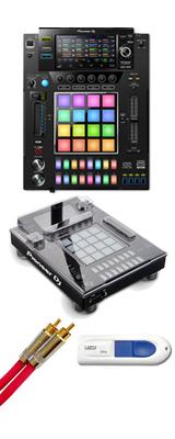 Pioneer(パイオニア) / DJS-1000 - スタンドアローン型DJ向けハードウェアサンプラー -【専用デッキセーバープレゼント!】  3大特典セット