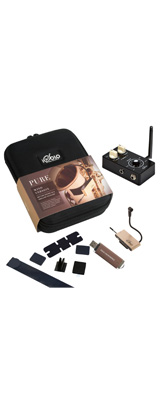 CLOUDVOCAL(クラウドヴォーカル) / iSolo PURE Wind - 世界最小クラス 管楽器用 ワイヤレスレコーディングシステム - 1大特典セット