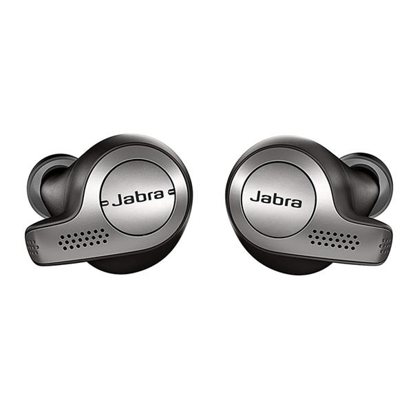 Jabra(ジャブラ) / Elite 65t (Titanium Black) - Alexa対応 完全ワイヤレスイヤホン - 1大特典セット
