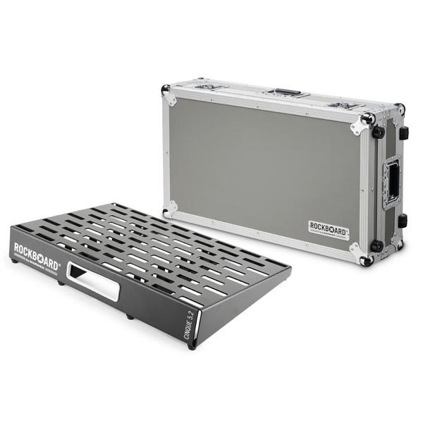 Warwick(ワーウィック) / Rock Board CINQUE 5.2 61 x 41,6 with Flightcase ペダルボード 【フライトケース付き】