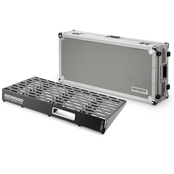 Warwick(ワーウィック) / Rock Board CINQUE 5.3 81 x 41,6 with Flightcase ペダルボード 【フライトケース付き】