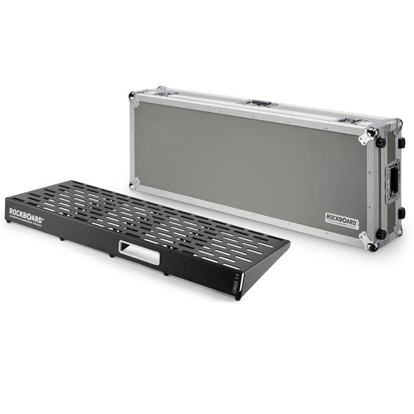 Warwick(ワーウィック) / Rock Board CINQUE 5.4 102 x 41,6 with Flightcase ペダルボード 【フライトケース付き】