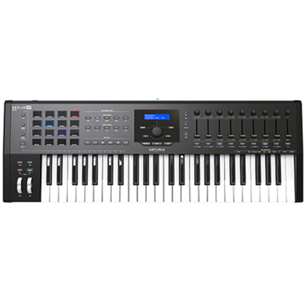 Arturia(アートリア) / KEYLAB 61 MK 2  (Black) - MIDIキーボード・コントローラー - 【8月26日発売】