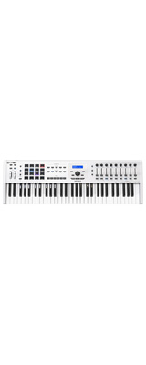 Arturia(アートリア) / KEYLAB 61 MK 2 (White) - MIDIキーボード・コントローラー - 1大特典セット