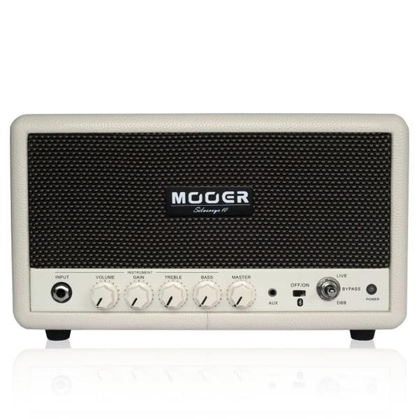 MOOER(ムーアー) / Silvereye 10 - Bluetoothオーディオ ・ ギターアンプ -