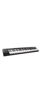 M-Audio(エム・オーディオ) / Keystation 61 MK3 (61鍵盤) - MIDIキーボード ・ コントローラー - 【Pro Tools First M-Audio Edition、Ableton Live Lite付属】 1大特典セット