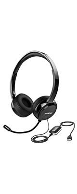 Mpow / 071(black) - 3.5mm USB 軽量 PC ゲーミング ヘッドセット マイクノイズキャンセリング - 1大特典セット