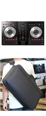Pioneer(パイオニア) / DDJ-SB3 ソフトケース付きお得セット【Serato DJ Lite 無償】 5大特典セット