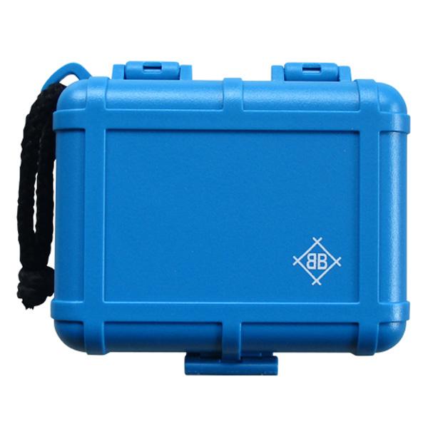 Black Box Cartridge Case (Blue) 【Shure / Ortofon 等の主要メーカーカートリッジに対応】 - カートリッジケース -