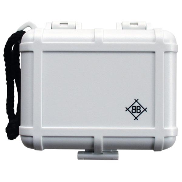 Black Box Cartridge Case (White) 【Shure / Ortofon 等の主要メーカーカートリッジに対応】 - カートリッジケース -