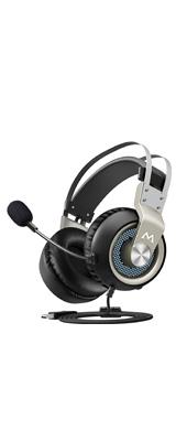 Mpow / EG3 -  7.1chサラウンド 50mm ドライバ ステレオUSB ノイズキャンセリングマイク  PC PS4 対応 ゲーミング ヘッドセット - 1大特典セット