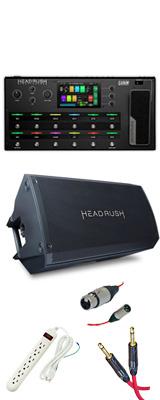 ■ご予約受付■ HEADRUSH(ヘッドラッシュ) / PEDALBOARD & FRFR-112セット 3大特典セット