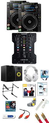 CDJ-2000NXS2 / XONE:23 パーフェクトスタートセット 20大特典セット