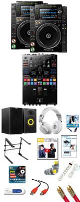 CDJ-2000NXS2 / DJM-S9 パーフェクトスタートセット 20大特典セット