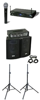 ■ご予約受付■ 【選べるワイヤレスマイクセット】 KPA-100 / K.W.Sワイヤレスシステム 《講演 ・イベントに最適》 1大特典セット