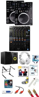 CDJ-350 / DJM-900NXS2 パーフェクトスタートセット 20大特典セット