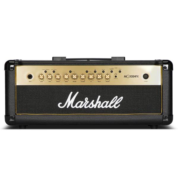 Marshall(マーシャル) / MG100HFX - 100W ギターアンプ アンプヘッド - 【9月7日発売予定】