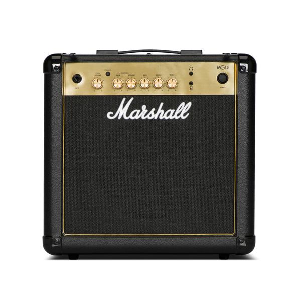 Marshall(マーシャル) / MG15 - 15W ギターアンプ - 【9月7日発売予定】